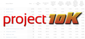 Project 10K