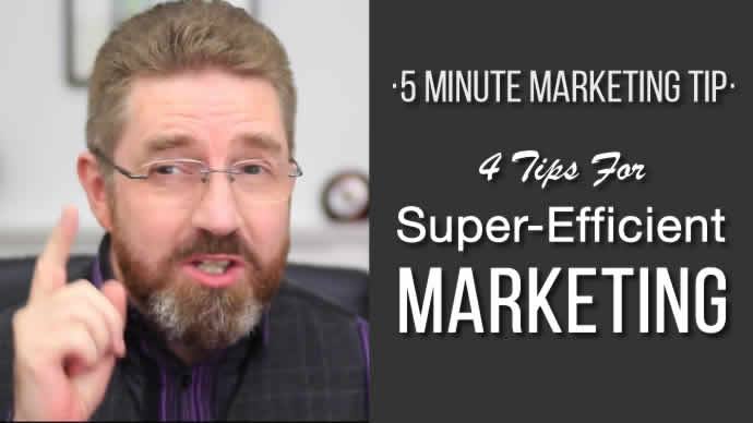 4 Tips For Super-Efficient marketing