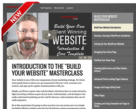 Build Your Own Client Willing Website